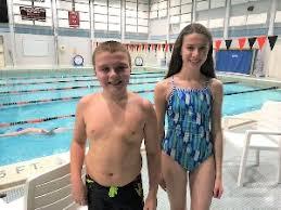 fifth grade girls swimteam Wilber-Clatonia Public Schools - 5th Grade Swim Party