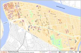 Ninth Ward New Orleans Map by March 2017 Roadwork The City Of New Orleans