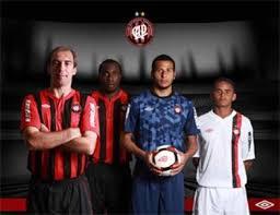 Uniforme do Atlético PR 2012-2013