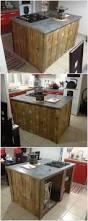Cooking Islands For Kitchens Best 20 Pallet Kitchen Island Ideas On Pinterest Pallet Island