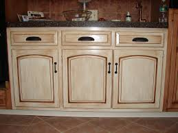 distressed kitchen cabinets with shabby chic kitchen theme