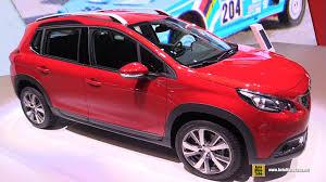 peugeot 2016 models 2017 peugeot 2008 allure diesel exterior and interior walkaround