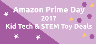 black friday amazon starts prime day deals for kid tech and stem toys 2017