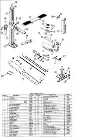 diagrams 819504 rotary 2 post lift wiring diagrams u2013 the complete