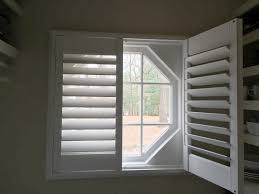 how to cover those goofy octagonal windows window treatments for
