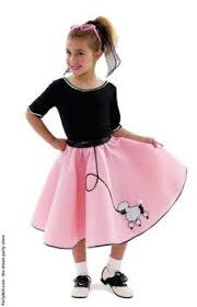50s Halloween Costume Ideas Diy Halloween Costume 50 U0027s Sock Hop Rock Clock