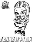 Monster High Coloring Pages For Girls : Monster High Coloring ...