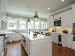 the perfect kitchens with white cabinets for you midcityeast ideal design of white cabinets kitchen also shiny top and ligh fixture