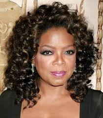 Oprah Winfrey was born on 29 January, 1954 - Oprah-Winfrey-Face-Closeup