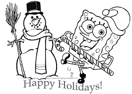 spongebob coloring book at sponge pages eson me