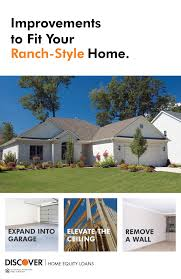remodeling projects for your ranch style home discover