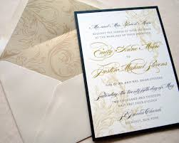 gold and black wedding invitations victorian wedding