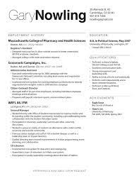 Sample Resume For Administrative Assistant  special friend     aaa aero inc us