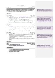 feel free to use my resume as an examplebasic resume edit before