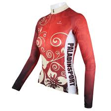 red cycling jacket high quality 2015 paladin women red cycling jersey cycling