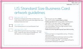 Standard Business Card Design Standard Size Business Cards Order Online Moo