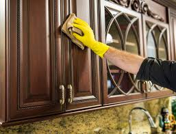 Clean Grease Off Kitchen Cabinets Wondrous Images How To Clean The Tops Of Greasy Kitchen