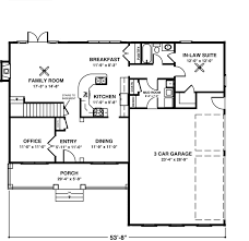 100 in law suites house plans best images about floor plans