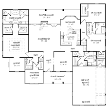 walkout basement house plans for uphill lot inspiring adorable