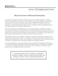 Application letter for job format