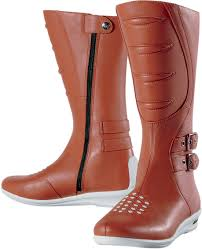 women s sportbike boots icon women u0027s sacred tall motorcycle boot brown