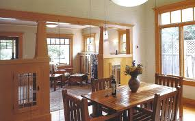 craftsman style home interiors arts and crafts neo style