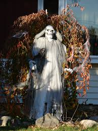 Scary Halloween House Decorations Halloween House Decorations Yard