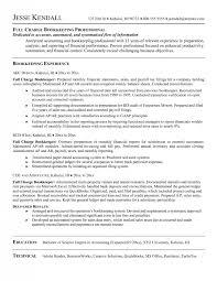 Sample Bookkeeping Resume by Bookkeeper Resume Sample U2013 Resume Examples