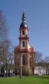 Basilica of St. Paulinus, Trier