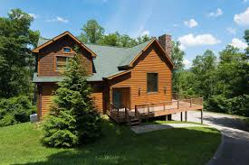Log Home For Sale Log Homes In East Tennessee