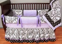 Purple Bed Sets by Purple Crib Bedding Sets Ira Design