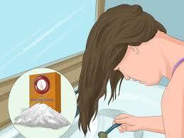 Shampoo For Black Colored Hair How To Lighten Dark Hair With Pictures Wikihow