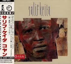 Salif Keita,Ko-Yan,Japan,Promo,CD ALBUM,534070 - Salif%2BKeita%2B-%2BKo-Yan%2B-%2BCD%2BALBUM-534070