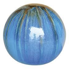 Gazing Ball Fountain Gazing Balls Border Concepts
