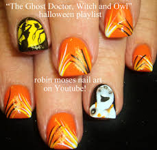 easy halloween nail art ideas picture qhbe u2013 easy nail art