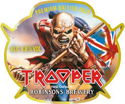 "News - ""TROOPER"": A NEW CASK AND BOTTLED ALE FROM IRON MAIDEN AND"