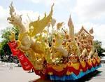 งานประเพณีแห่เทียนพรรษา - ประเพณีแห่เทียนพรรษาอุบล Ubon wax festival