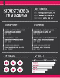 Design a Clean  Effective Resume in InDesign SitePoint result