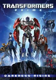 Transformers Prime: Darkness Rising (2011)