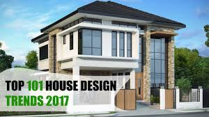 top 101 house design trends 2017 youtube