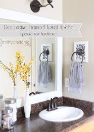 100 small bathroom towel rack ideas creative bathroom towel