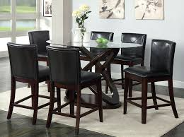 counter height dining table set counter height dining sets