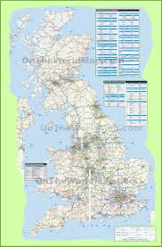 Map Of Ireland And England Uk Maps Maps Of United Kingdom Of Great Britain And Northern