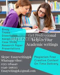 ON TIME ESSAY ASSIGNMENTS AND THESIS WRITING SERVICES