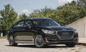 2015 Genesis Msrp 2017 Genesis G90 3 3t Awd Test U2013 Review U2013 Car And Driver