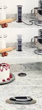 Kitchen Island Outlet Fascinating Pop Up Electrical Outlets For Kitchen Islands Also