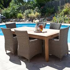 bar height patio table to decorate your outdoor space u2014 unique
