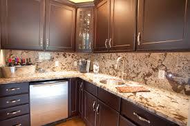 Kitchen Tile Backsplash Design Ideas Granite Countertops With Backsplash Pictures Beautiful Kitchen
