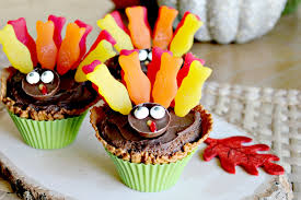 cute thanksgiving cupcakes festive fun 12 easy thanksgiving crafts for kids