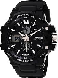 skmei 0990blk rugged watch for men buy skmei 0990blk rugged